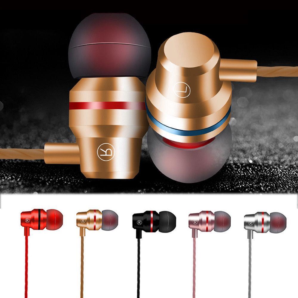 Tai nghe nhét tai không dây cổng 3.5mm âm thanh Super Bass