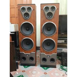 Loa Cây 4 bass 25 thùng loa cao 1m26 chất âm uy lực phù hợp trưng bày và hát karaoke vách thùng dày dặn