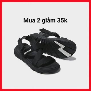 XẢ HÀNG Hàng chuẩn . ⚡ Sales khủng . SHAT | Giày Sandal Màu Đen Shat Shondo F6S301 CC saless Đẹp . Đẹp .1 . Đẹp . > 🛫