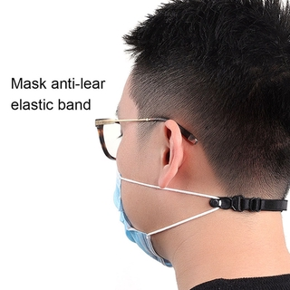 Móc cài khẩu trang chống đau tai có thể điều chỉnh cho trẻ em thumbnail