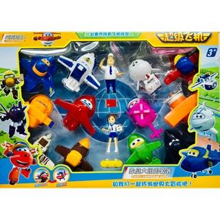 Đồ chơi đội bay siêu đẳng 14 nhân vật