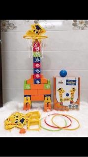 Bộ đồ chơi đa năng 5 in1 Quà tặng từ ABBOTT GROW