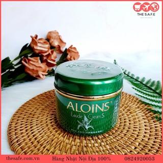 [Hàng Nhật Chuẩn] Kem Xanh Lô hội Aloins Eaude Cream Dưỡng Da Toàn Thân thumbnail