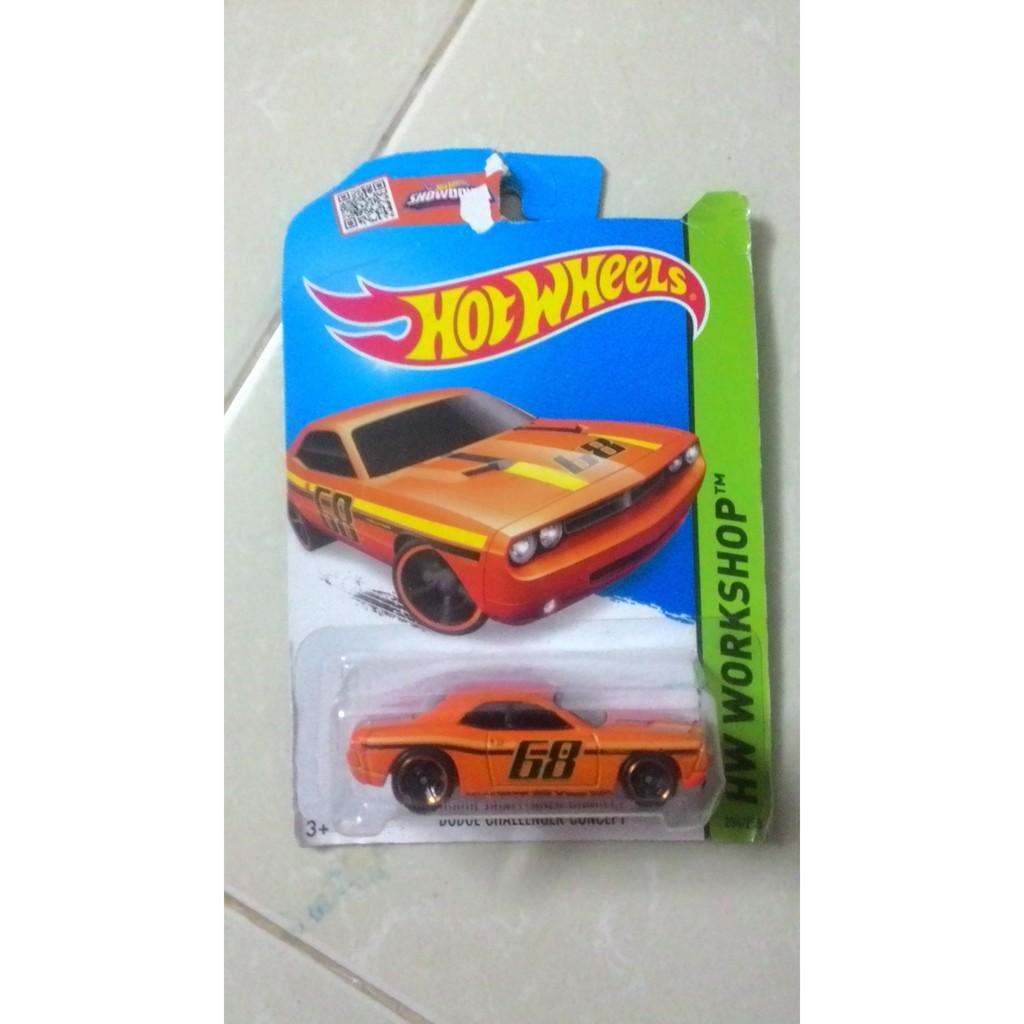 Mô hình xe Hotwheels - HW Workshop - Dodge Challenger Concept - 9929756 , 217613421 , 322_217613421 , 50000 , Mo-hinh-xe-Hotwheels-HW-Workshop-Dodge-Challenger-Concept-322_217613421 , shopee.vn , Mô hình xe Hotwheels - HW Workshop - Dodge Challenger Concept