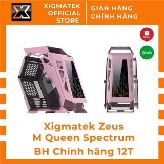 Xigmatek Zeus M Queen Spectrum - Nữ Hoàng Vỏ case máy tính - Xigmatek Official Việt Nam thumbnail