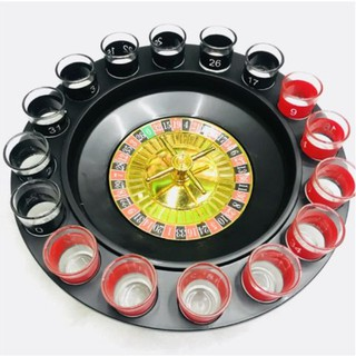 VioletShop1688 – Game vòng xoay xui xẻo – Roulette drinking game