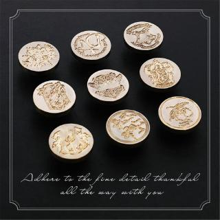Con dấu gỗ cổ điển với mặt bằng đồng với 500+ kiểu dáng chuyên dụng thumbnail