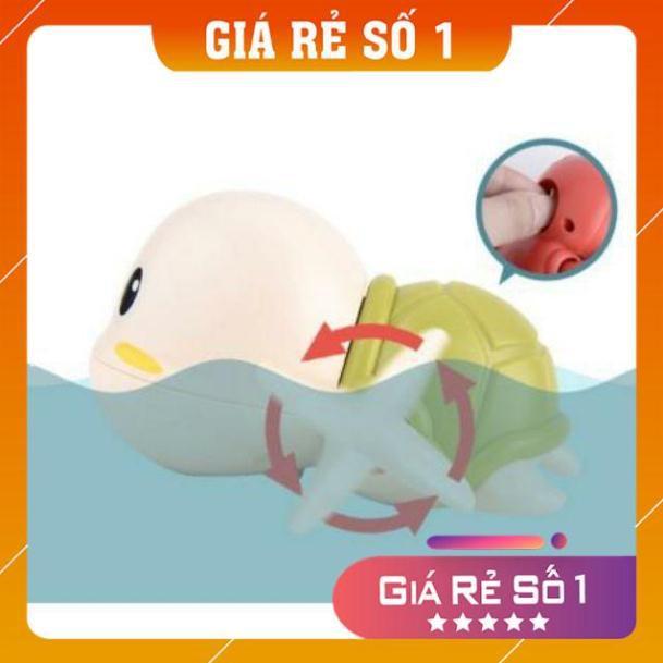 🔥🔥🔥[ COMBO SET  Rua Theo CON ]🔥🔥🔥-Đồ chơi nhà tắm cho bé - Rùa bơi vặn cót giúp bé vui vẻ hào hứng khi tắm|