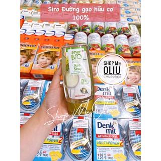 Siro đường gạo hữu cơ Ener bio Đức