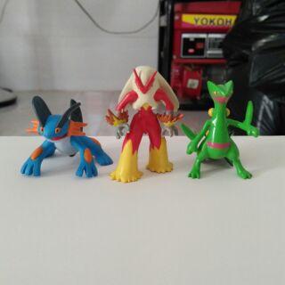 Mô hình pokemon set 1
