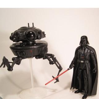 Mô hình Star Wars- Darth Vader và Probe Droid Hasbro Figure