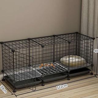 Chuồng quây thú cưng lắp ghép cho chó mèo đa năng. Tặng kèm chốt nối 1 tấm tặng 2 chốt thumbnail