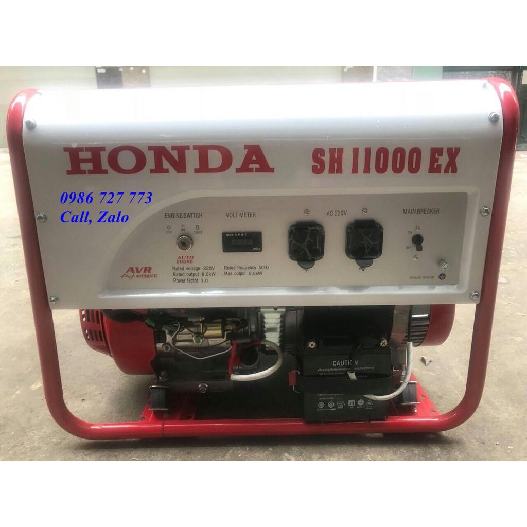 Máy phát điện 10kw chạy xăng, đề nổ Honda 11