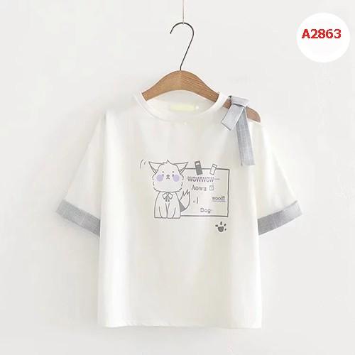 Áo phông A2863