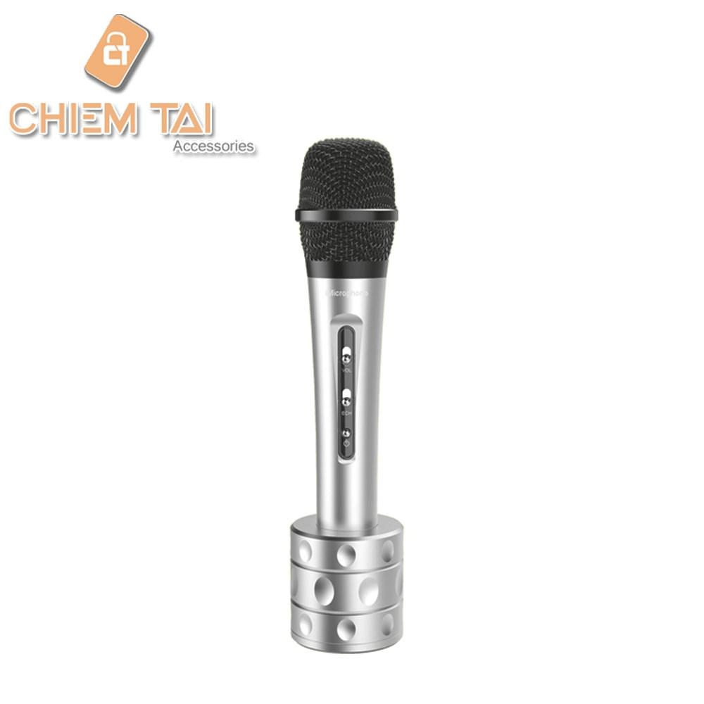 Micro karaoke kèm loa Bluetooth iMicrophone (version 2) - 2936950 , 390964087 , 322_390964087 , 450000 , Micro-karaoke-kem-loa-Bluetooth-iMicrophone-version-2-322_390964087 , shopee.vn , Micro karaoke kèm loa Bluetooth iMicrophone (version 2)