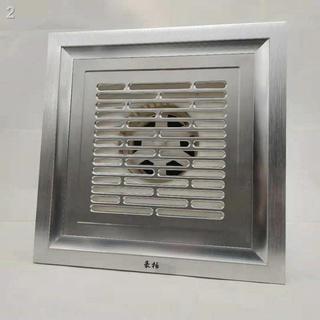 bếp gia đình quạt thông gió âm trần phòng tắm quạt thông gió trần khách sạn quạt hút nhà vệ sinh thumbnail