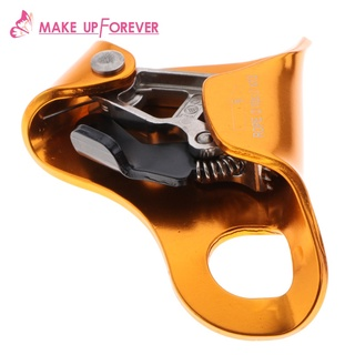 [Make_up Forever] Climbing Chest Ascender Abdominal for Vertical Rope Locking Climbing Gear