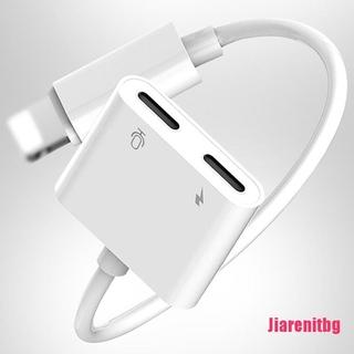 Đầu Chia Cổng Giắc Nối Âm Thanh Và Tai Nghe 2 Trong 1 Cho Iphone 7 8 Plus X Xr Xs Max