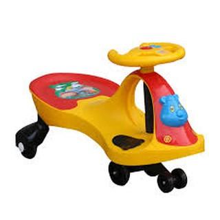 Tài trợ xe lắc có nhạc vui nhộn cho bé yêu Xe lắc Song Long 1258 là loại xe dùng cho trẻ từ 2 tuổi trở lên