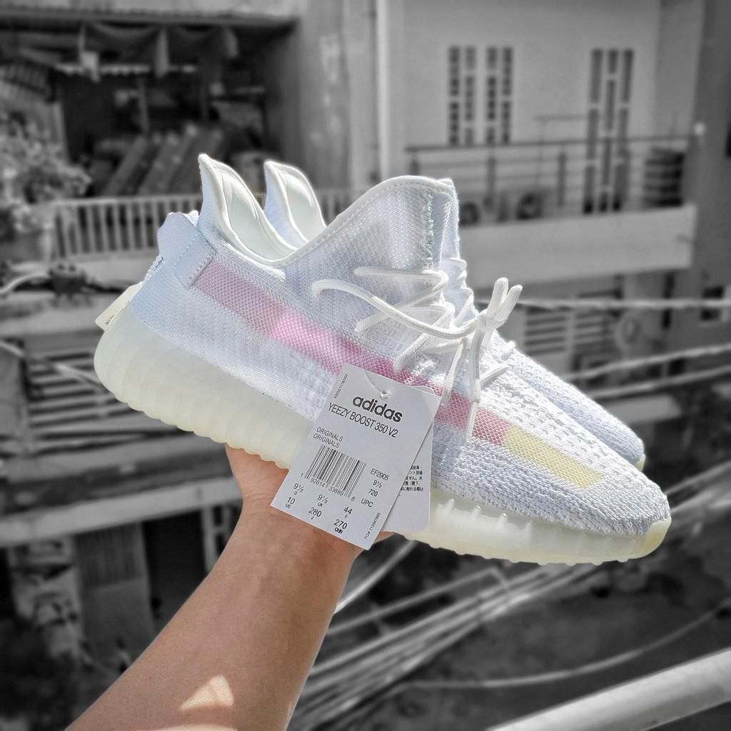 Giày Sneaker Yeezy 350v2 đổi màu khi ra nắng - SIZE NAM / Nữ