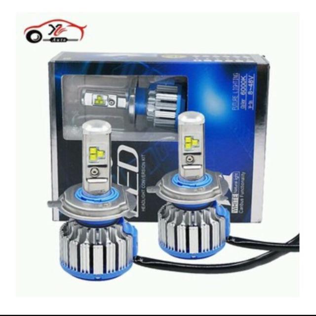 1 cặp đèn pha turbo 35w siêu sáng