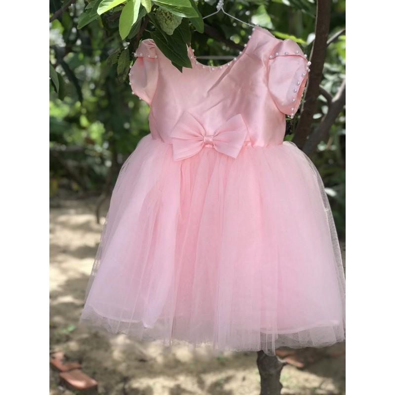 Đầm công chúa bé gái