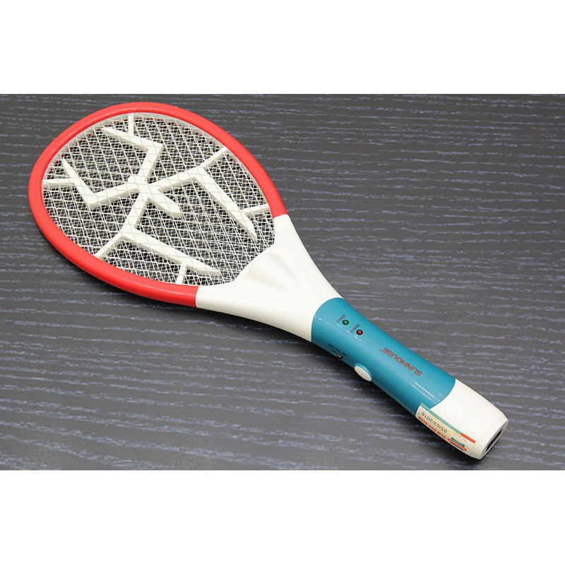 Vợt muỗi Sunhouse SHE-W1701.G màu xanh