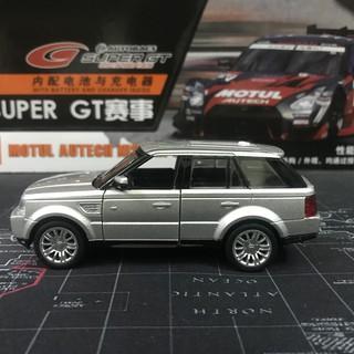 Mô hình tĩnh 1:32 – Land Rover Range Rover Sport (Màu Bạc)