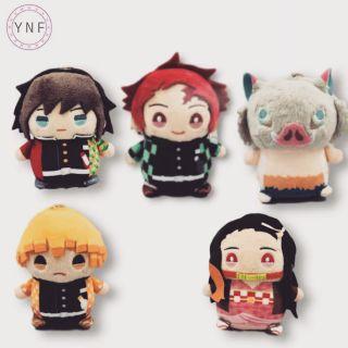 [Kimetsu no yaiba] Doll búp bê nhồi bông cao cấp nhân vật Kimetsu no yaiba tặng kèm quà( ảnh thật)