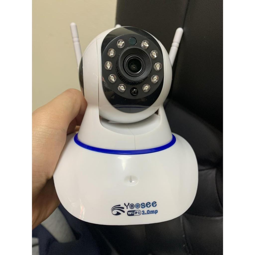 Camera Yoosee 3.0 Mpx 3 Rau 1296 Pixel Chính Hãng 2020