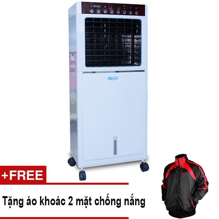 Quạt làm lạnh không khí Kachi ESC 20PC + Tặng áo khoác 2 mặt