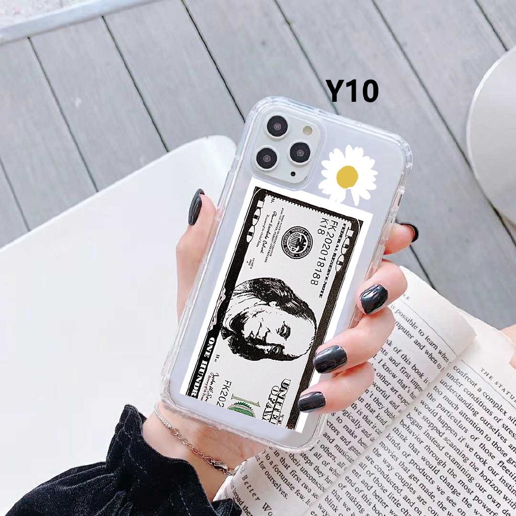 Ốp điện thoại mềm in hình tiền đô cho iPhone 6 6S 6 Plus 6S Plus 7 7 Plus 8 8 Plus X XS XR XSmax 11 11 Pro 11 Pro Max 12/12Pro 12Promax 12Mini