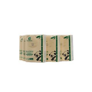 10 Gói Giấy Ăn Bỏ Túi Siêu Dai Bobo Bamboo