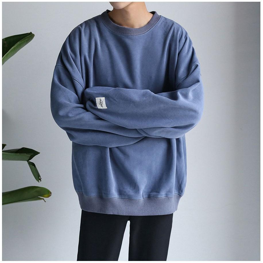 Áo Sweater - nỉ bông - unisex M- XXL - đủ màu