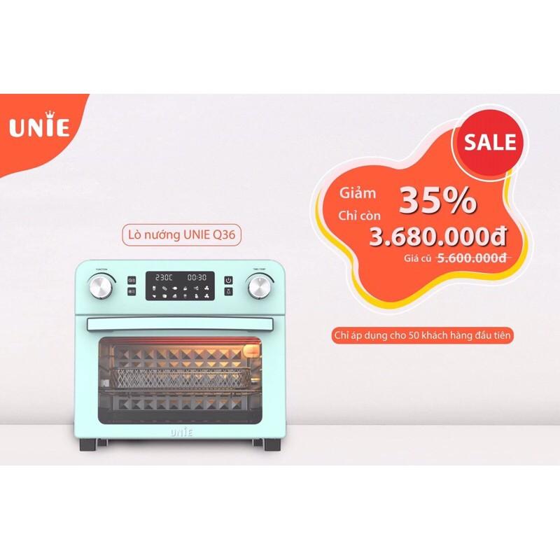 LÒ NƯỚNG UNIE Q36 - Chính hãng kèm phiếu bảo hành