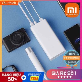 Pin sạc dự phòng 30000mAh Xiaomi gen 3 18W – SP Chính Hãng