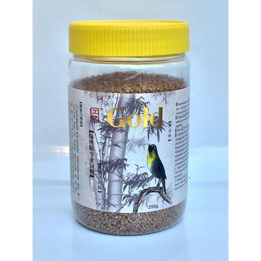 Cám chim vành khuyên Tú Gold Hộp Lắp vàng - Hộp 250 gram - 2466478 , 165885090 , 322_165885090 , 200000 , Cam-chim-vanh-khuyen-Tu-Gold-Hop-Lap-vang-Hop-250-gram-322_165885090 , shopee.vn , Cám chim vành khuyên Tú Gold Hộp Lắp vàng - Hộp 250 gram