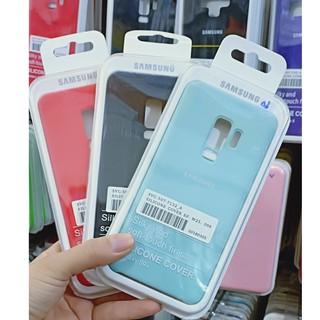[Mã ELMSM3 giảm 20K đơn bất kỳ] Ốp lưng Silicon Cover chống bẩn cho Galaxy S9 Plus