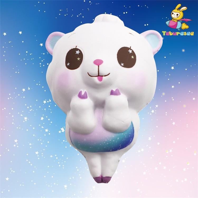 (cảnh báo) -xĐồ chơi bóp Squishy hình cừu dễ thươngu shop dochoigiare188