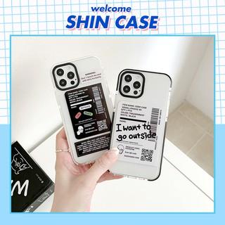 Ốp lưng iphone Outside PM trong siêu chống sốc 5 5s 6 6plus 6s 6splus 7 7plus 8 8plus x xr xs 11 12 pro max plus promax thumbnail