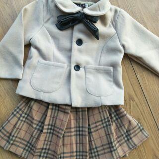 Vay áo cho bé