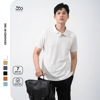 [Mã FAMALLT5 giảm 15% đơn 150K] Áo polo nam local brand 360 BOUTIQUE chất liệu cao cấp – POTTK217