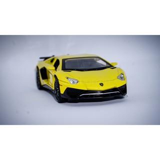 Mô hình ô tô Lamborghini Aventador SV 1/32
