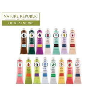 Kem dưỡng da tay NATURE REPUBLIC Hand&Nature Hand Cream 30ml thumbnail