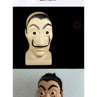 (MS63) mặt nạ hóa trang HALLOWWEN