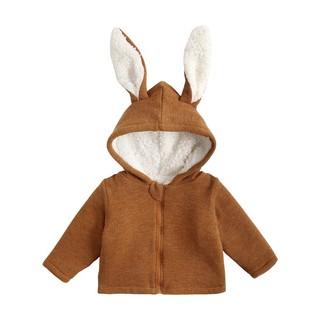 Áo khoác giữ ấm Sanlutoz hình con vật dễ thương cho trẻ
