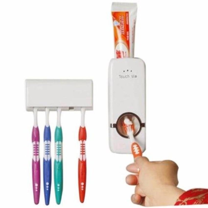 Hộp đựng bàn chải và nhả kem đánh răng tự động Touch me - 22774720 , 371425792 , 322_371425792 , 39000 , Hop-dung-ban-chai-va-nha-kem-danh-rang-tu-dong-Touch-me-322_371425792 , shopee.vn , Hộp đựng bàn chải và nhả kem đánh răng tự động Touch me