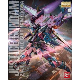 Mô Hình Gundam Justice MG