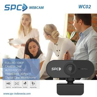 Webcam Full Hd 1080p Wc02