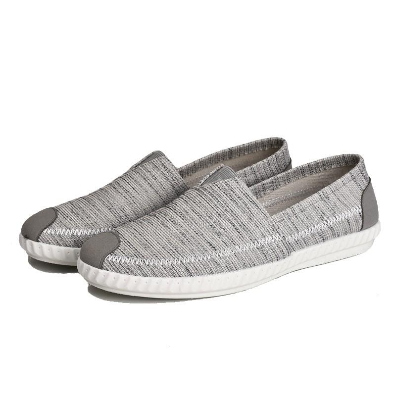 Giày Lười Vải Nam Thời Trang Alami GLV02
